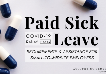COVID-Related Paid Sick Leave | Requirements & Assistance for Small-to-Midsize Employers