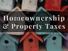 Homeownership & Property Taxes