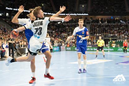 Deutsche Handball Nationalmannschaft - DHB