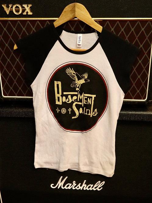 T-Shirt Eagle Girl