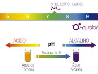 Benefícios da Água Alcalina