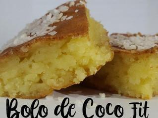 BOLO DE COCO FIT