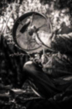 Tamir J. Satorra. Practicante de Curación y Adivinación Chamánica. Consultor Chamánico.