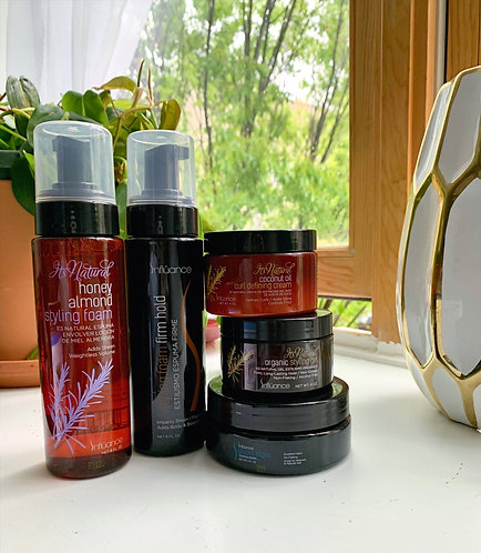 Protective Styling Combo