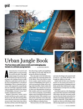 'Urban Jungle Book'