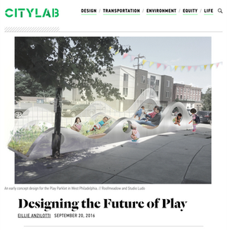 'Designing the Future of Play'