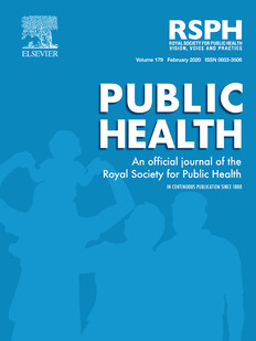 'Innovative Playgrounds: Use, Physical Activity, and Implications for Health'