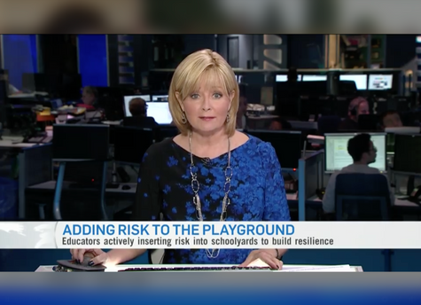 'Adding Risks to Playgrounds'