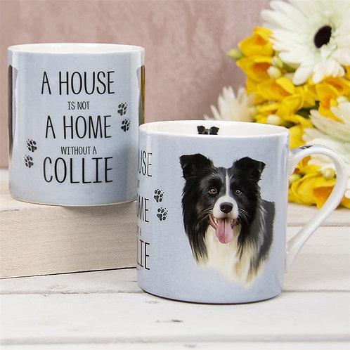 Collie Drinking Mug