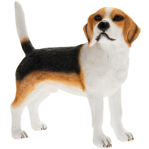 Standing Beagle Figurine