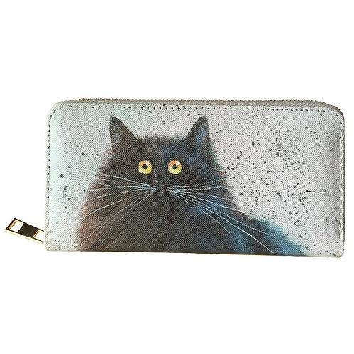 Cat Wallet Design (Ladies)