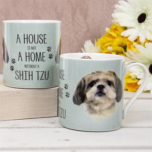 Shih Tzu Drinking Mug