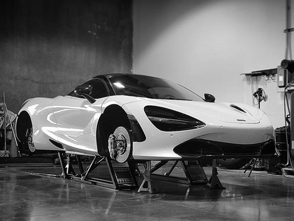 McLaren 720S getting some wheel upgrades
