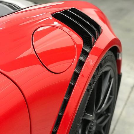 A little Porsche GT2RS_#lasvegas #detail