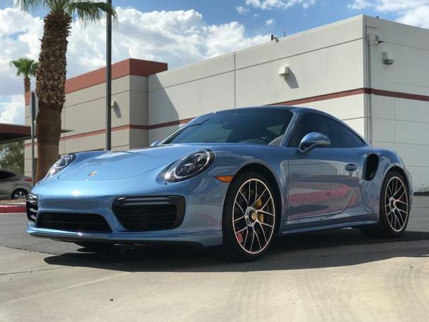 2018 Porsche Turbo S_Full Paint Correcti