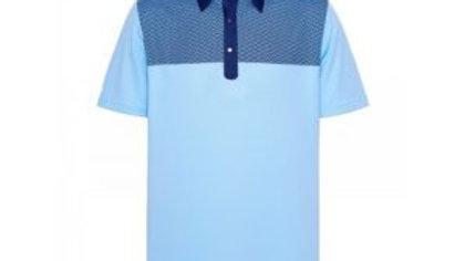 SL SP BEAM LOGOED MENS SHIRT (Ballina Golf & Sports Club Logo)