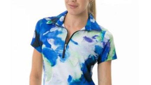 Coriscan Ladies' Shirt Rebel Print