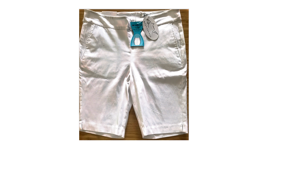 GREG NORMAN LADIES PERFECT FIT SHORTS