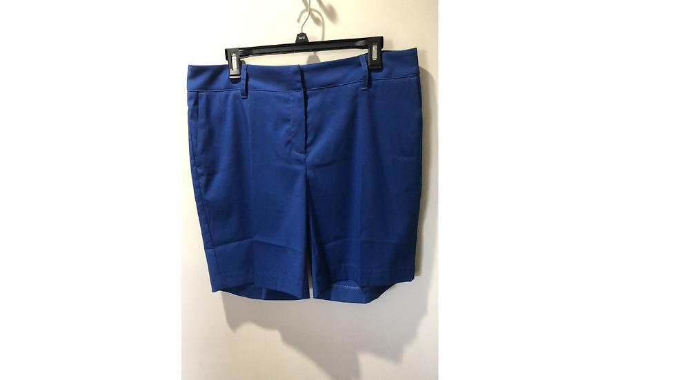 LAB07002 DRY TEC SAGE SHORT NOVA BLUE