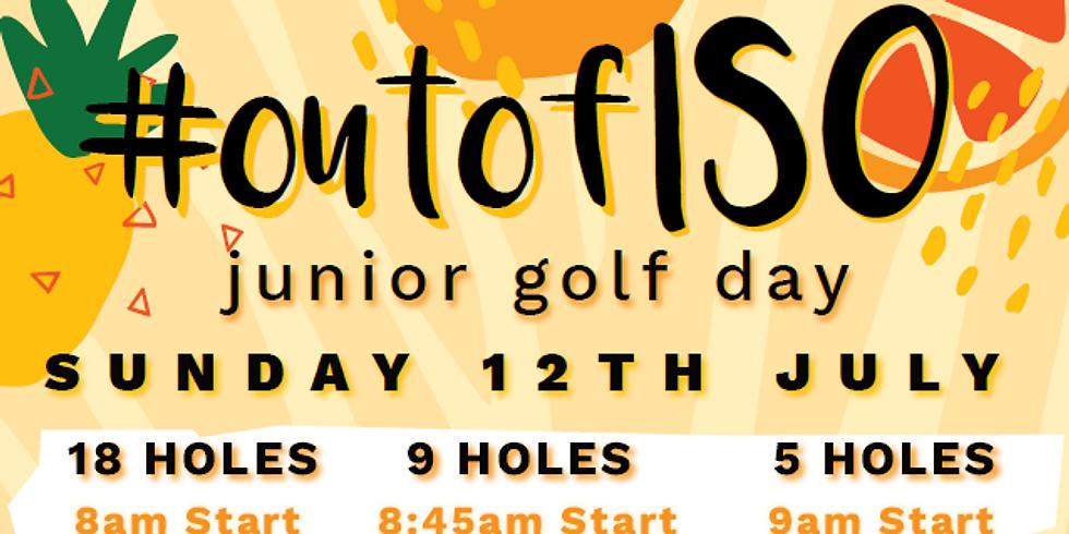 Junior Golf Day