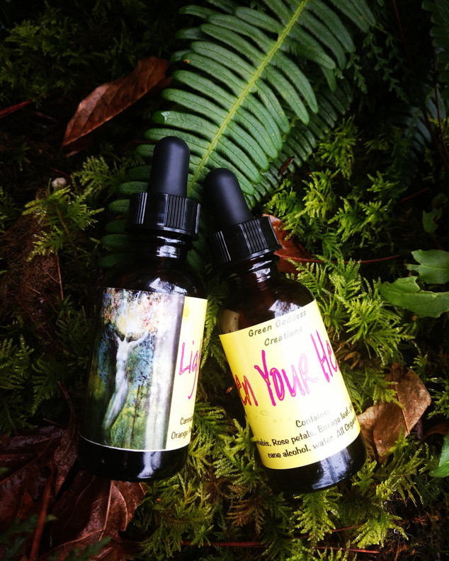 Tinctures as Soul-utions
