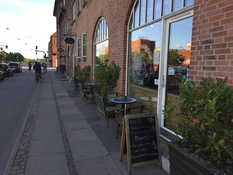 South Harbour Café, Sydhavn, Copenhagen