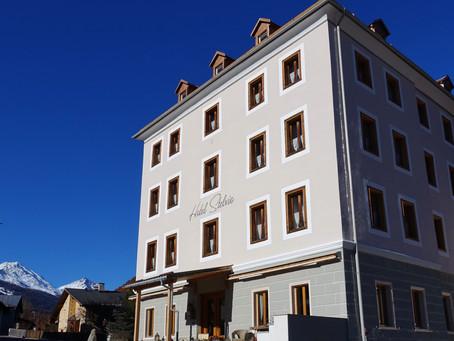Hotel Stelvio wird Villa Stelvio