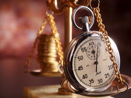 Time Really Is Money When It Comes To Sales Data