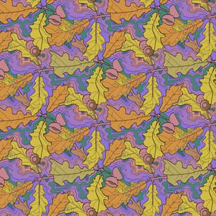 Дубовые лисья