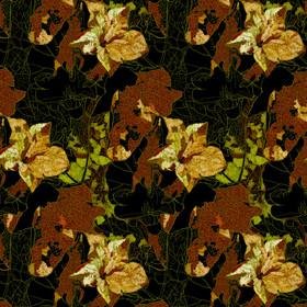 Цветущая тыква