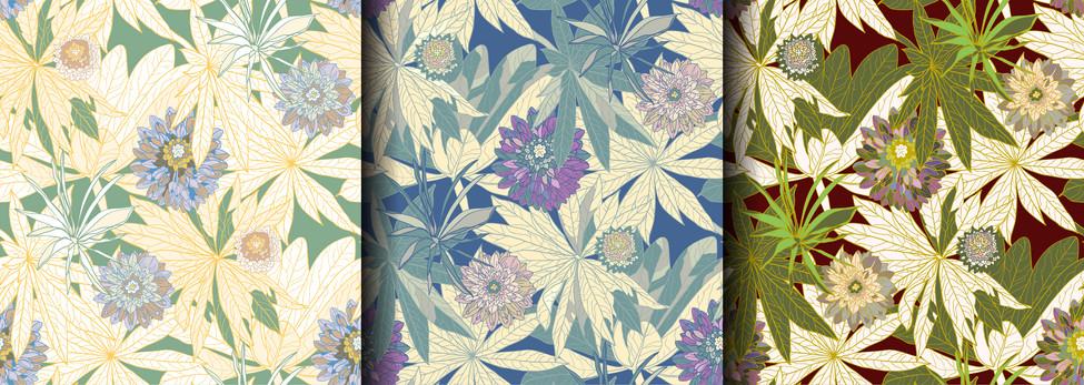 Цветущие Люпины 2