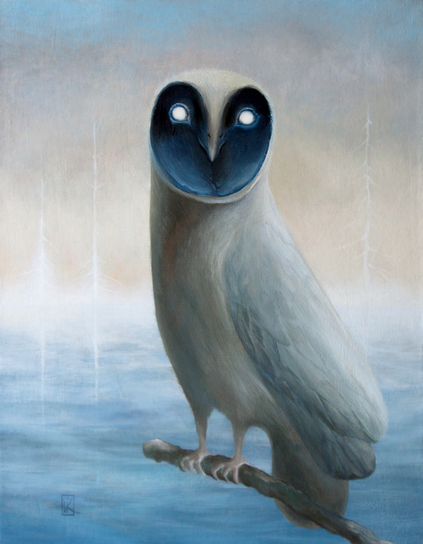 Северная сова