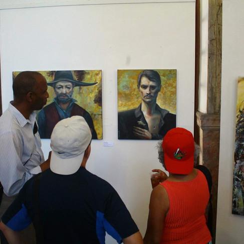 Выставка на Кубе (20 апреля - 15 мая 2018 г.)