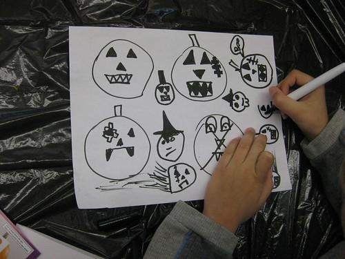 designing carving