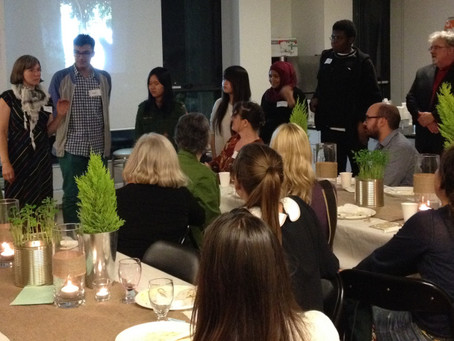 Reflections on GTGK's Contributors' Appreciation Evening—Or, Why Digging For Potatoes is Like Winnin