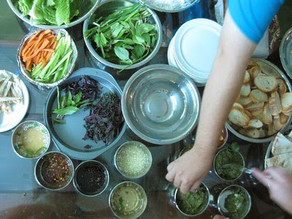 Classroom Green Learning & Food Education