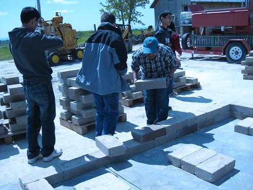 earthblock build demo