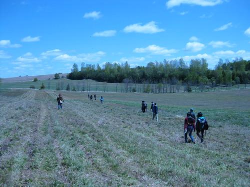 Grade 7 & 8 trekking