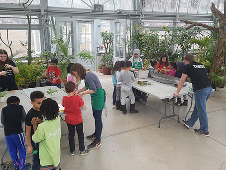 Kids Growing Programs, Spring 2018