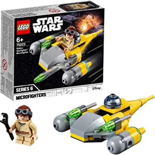 75223 Naboo Star Fighter Micro Fighter
