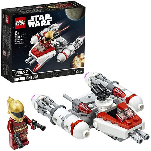 75263 Resistance Y-Wing Micro Fighter
