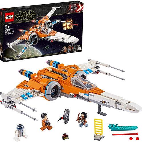 75273 Poe Dameron's X-Wing