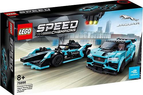 76898 Jaguar Formula E & I-Pace eTrophy