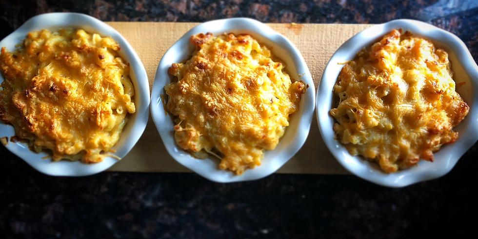 Mac Monday Series : Baked Mac and Cheese - FREE