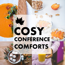 Add a bit of warmth to your winter conference
