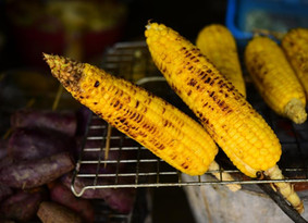 A love affair with seasonal produce: Sweetcorn