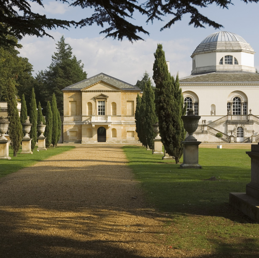Chiswick House c. Clive Boursnell