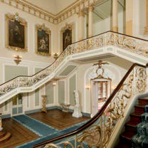 Grand staircase Wrest Park
