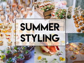 Make your event sing of summer