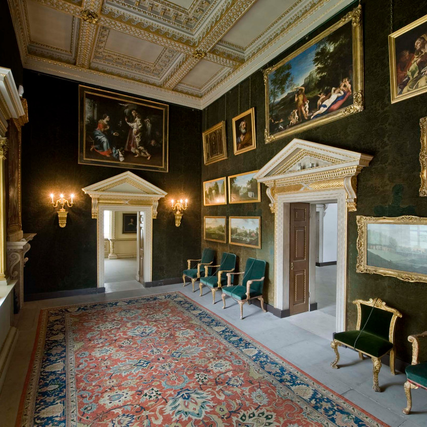 The Green Velvet Room Chiswick House